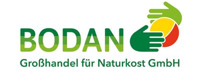 Logo: BODAN Großhandel für Naturkost GmbH