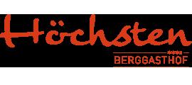 Logo Höchsten Berggasthof