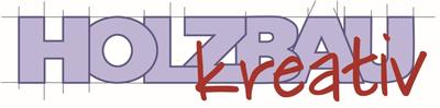 Logo Holzbau-Kreativ - Gesundes und kreatives Bauen in Holz