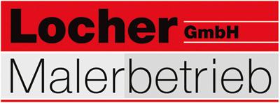 Logo Locher Malerbetrieb