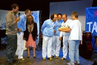 25 Jahre Tango Five